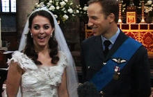Feed: Royal wedding spoof