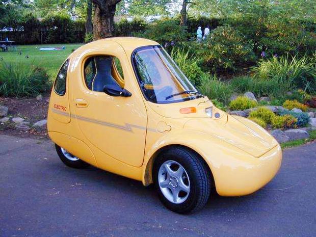 World's 15 Ugliest Cars