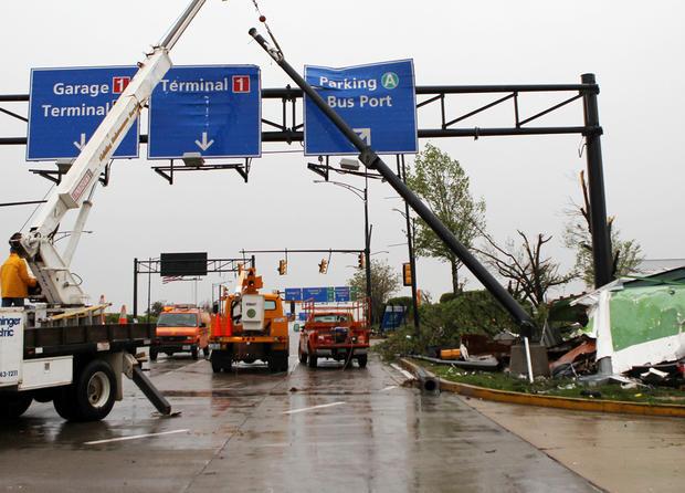 Devastating Missouri storms