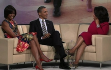 """Obama tells Oprah remembers being born in Hawaii: """"I was there"""""""