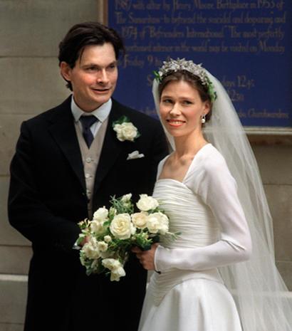 Lady Sarah Frances Elizabeth Chatto British Royal Brides