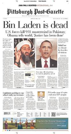 5 years ago: Osama bin Laden killed
