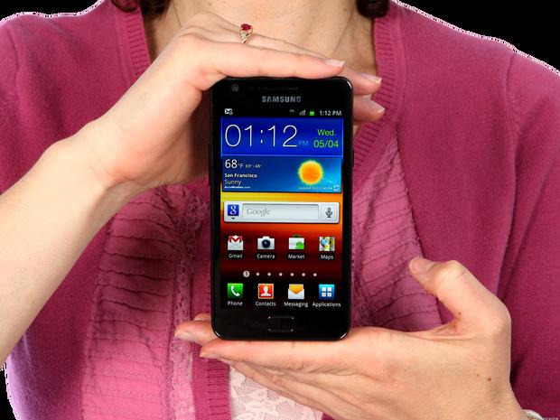 Samsung Galaxy S II (unlocked)