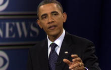"""Obama on jobs: """"It's time for companies to step up"""""""