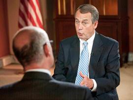 Boehner interview for FTN