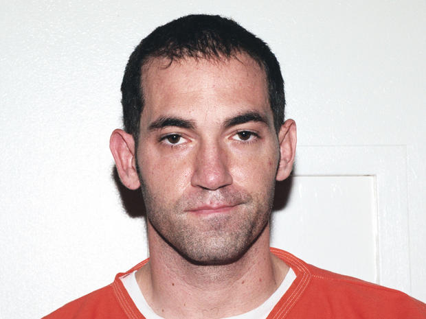 Michael Gargiulo under arrest