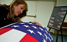 Missing soldier buried after 43 years