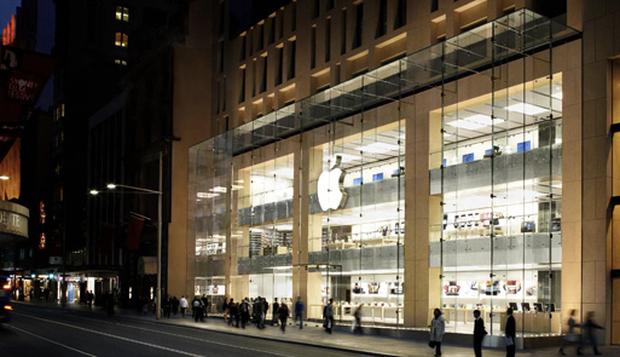 The world's coolest Apple stores