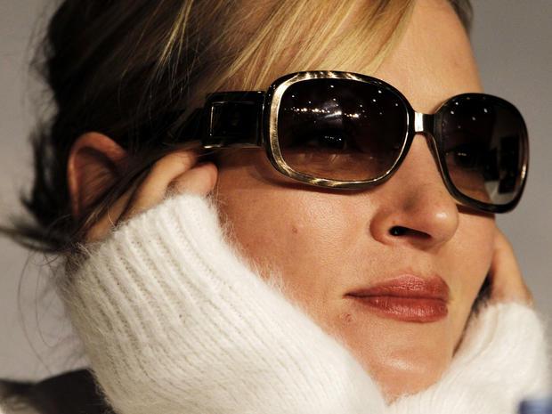 Uma Thurman's Cannes style