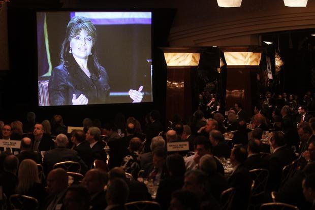 Palin's political career