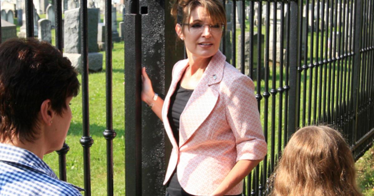 Sarah Palin Superman Sarah Palin's bus tour...