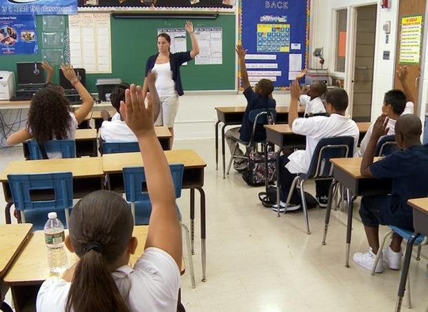 Turning around a troubled school in Camden, NJ