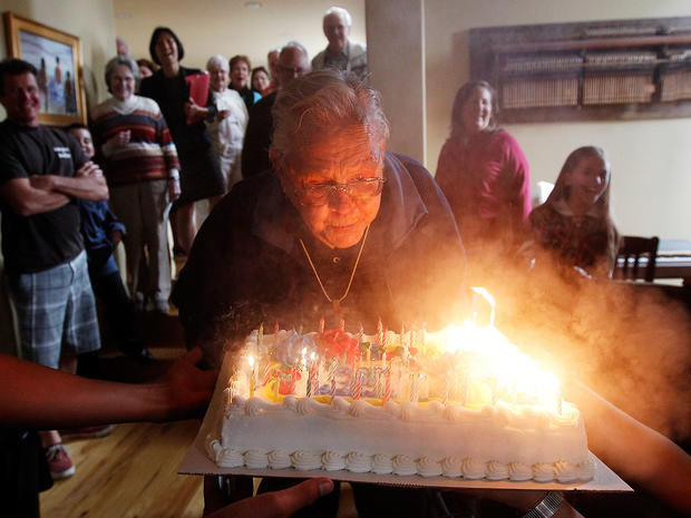 World's oldest diabetic? Bob Krause turns 90