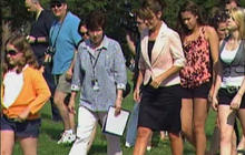 Palin visits Gettysburg on historic tour
