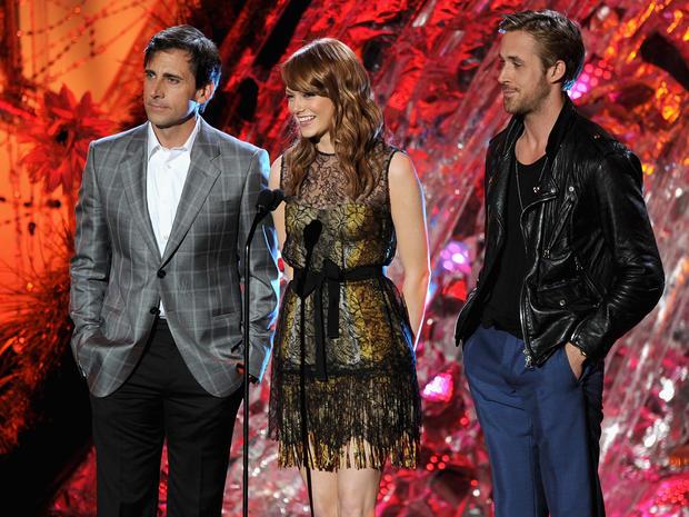 MTV Movie Awards 2011 highlights