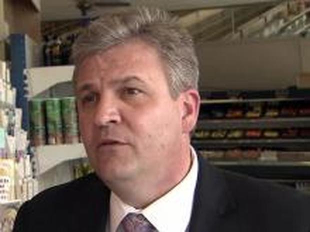 Republican State Rep. Mike Stone of North Carolina