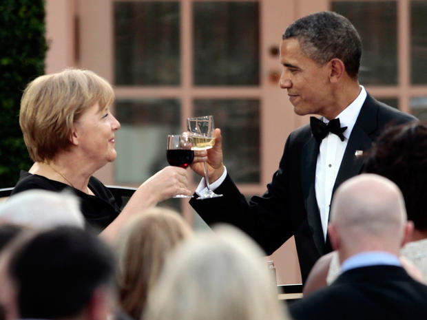 State Dinner for Germany