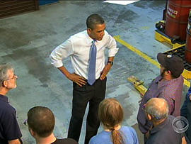 Economy's impact on Obama's reelection chances