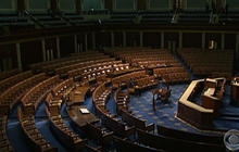 Capitol Hill empty as debt ceiling approaches