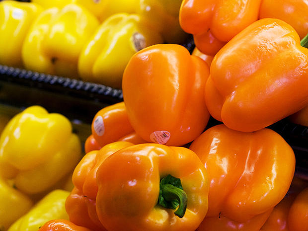 Pesticide alert: 12 most contaminated fruits and veggies