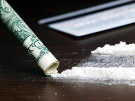 cocaine, snort