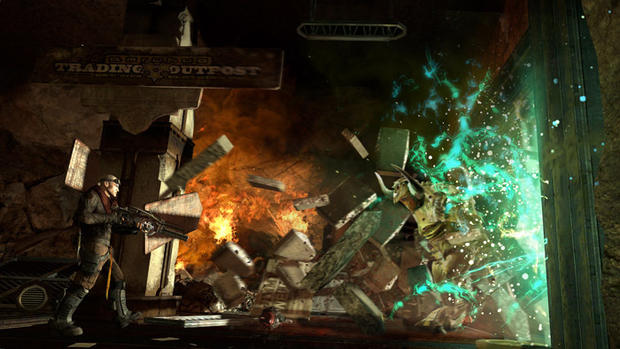 Red Faction Armageddon Review