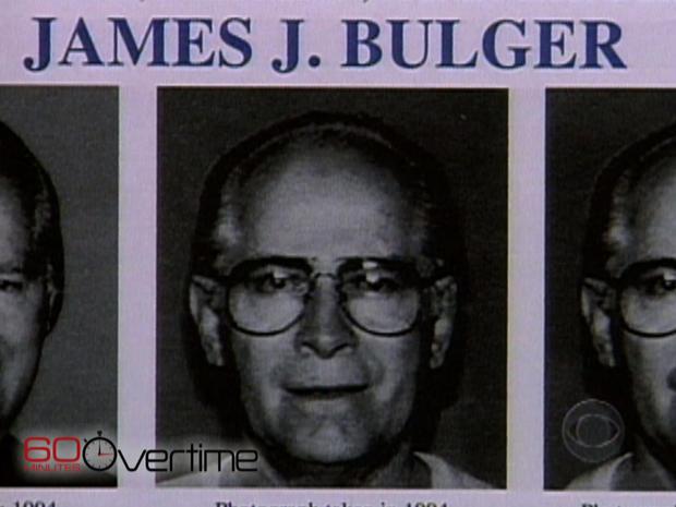 """James """"Whitey"""" Bulger through the years"""