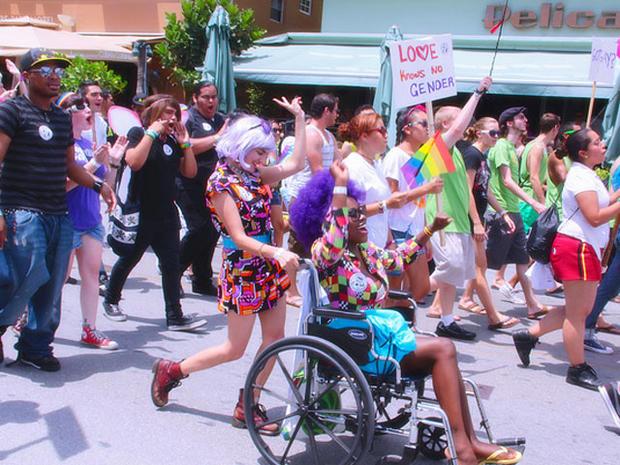 Gay Pride around the world