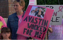 Cancer patients square off with FDA over Avastin