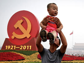 China's Communist Party to turn 90