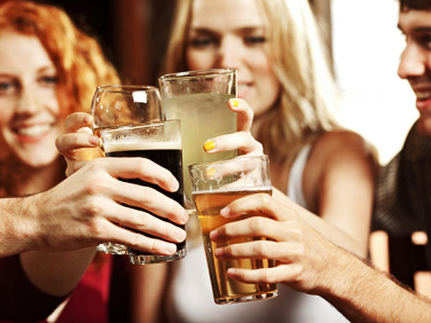 Local lushes: America's 13 drunkest cities