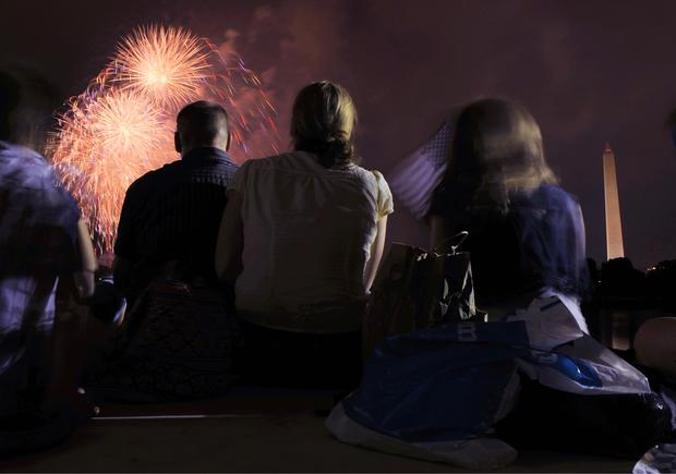 4th of July Fireworks!