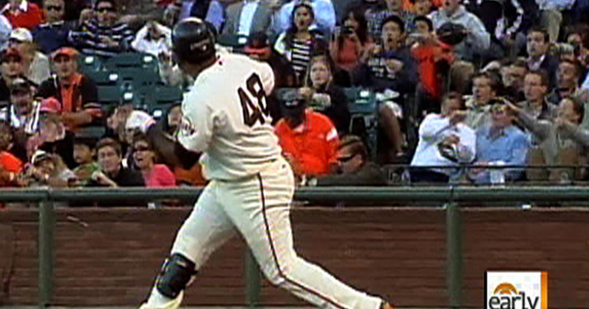 Baseball Bat Flies Into Stands Hits Three Videos Cbs News