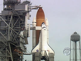 Weather may scrap shuttle mission