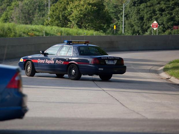 Grand Rapids shooting spree leaves 7 dead, plus shooter