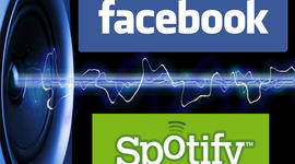 Facebook Vibes could be music service linked to Spotify