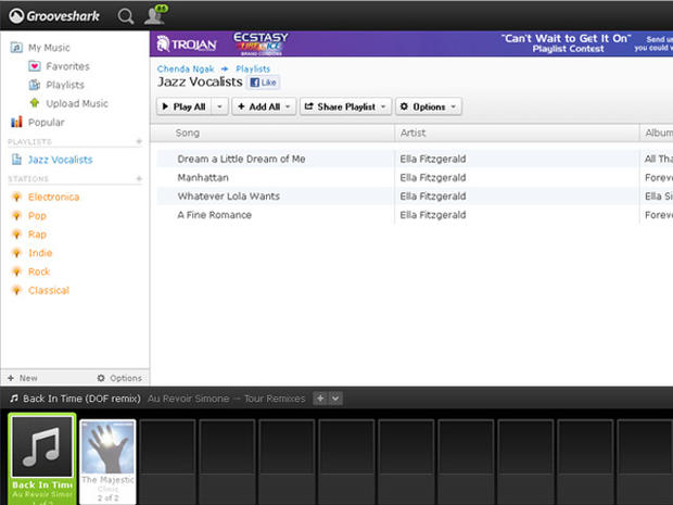 Music streaming roundup