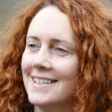 Rebekah Brooks, chief executive of News International, arrives at the Conservative Party Conference in Manchester, England, Oct. 6, 2009. Brooks resigned from her position July 15, 2011, as the company was reeling from a series of crises. Photo credit: AP Photo