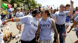 Gay pride San Diego