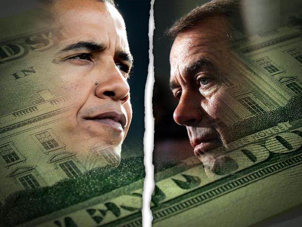 14.3 Trillion Dollar Debt, government negotiations