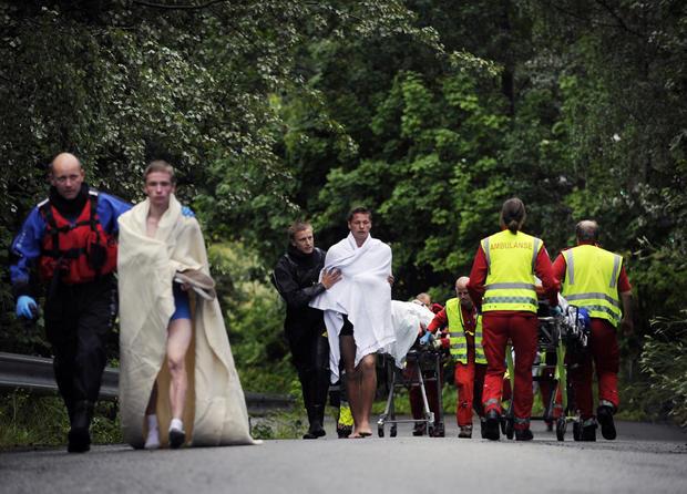 Norway mourns massacre victims