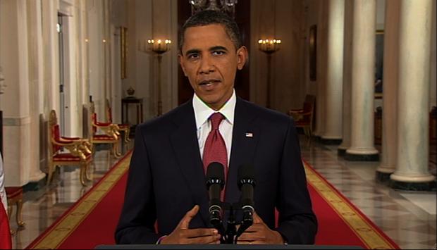 Obama debt ceiling speech