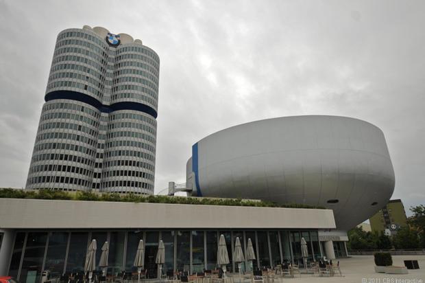 BMW's best: 8 decades on display