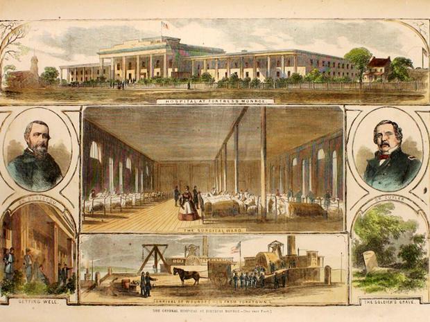 Civil War medicine: 37 pieces of history