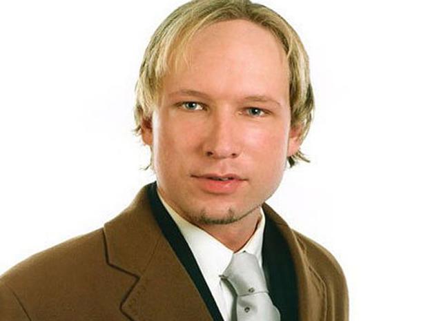 Norway suspect Anders Behring Breivik