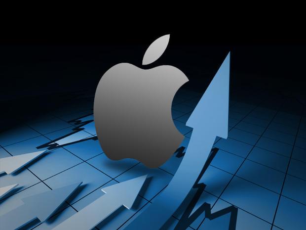 Apple versus ExxonMobil, the battle for no. 1