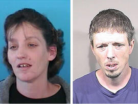 Missing woman Roberta Caskey called police before abduction