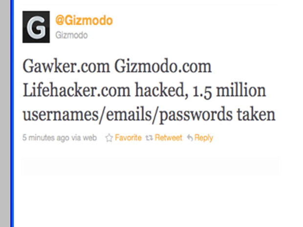Anonymous' most memorable hacks