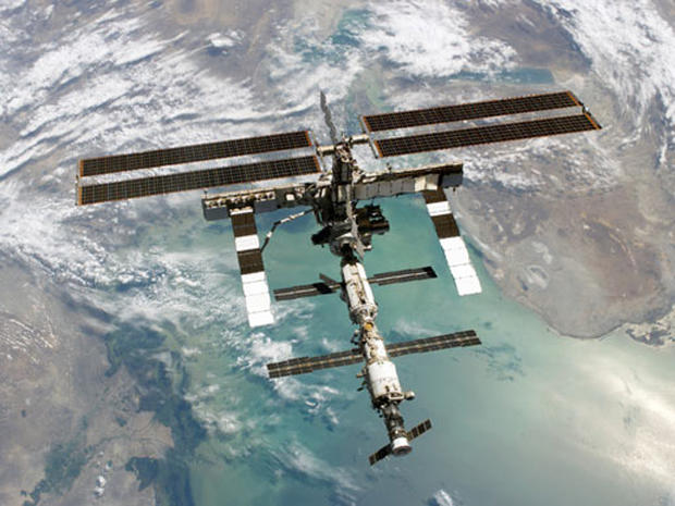 International Space Station's most spectacular images