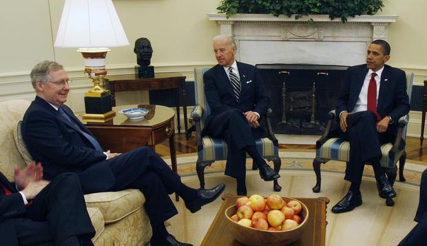 Mitch McConnell Joe Biden